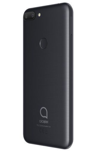 Productafbeelding van de Alcatel 1S (2019) 32GB Black