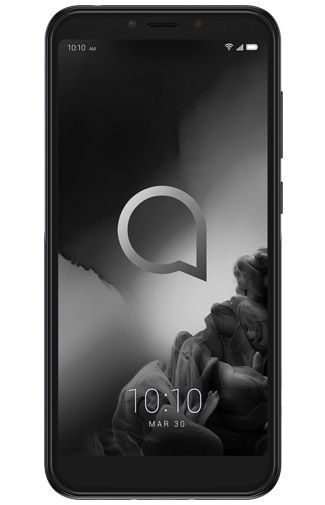 Productafbeelding van de Alcatel 1S (2019) 32GB Black