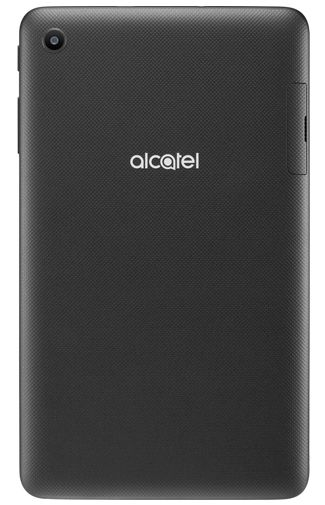 Productafbeelding van de Alcatel 1T 7 16GB Black + Bumper Blue