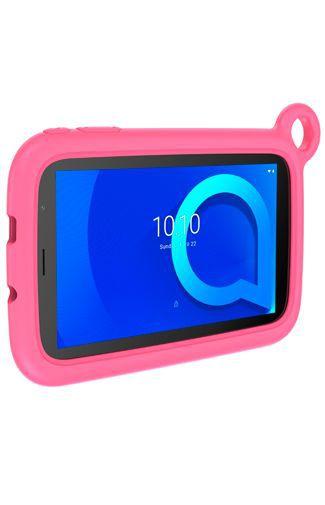 Produktimage des Alcatel 1T 7 16GB Schwarz + Bumper Pink