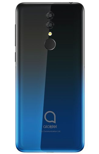 Productafbeelding van de Alcatel 3 (2019) 64GB Black