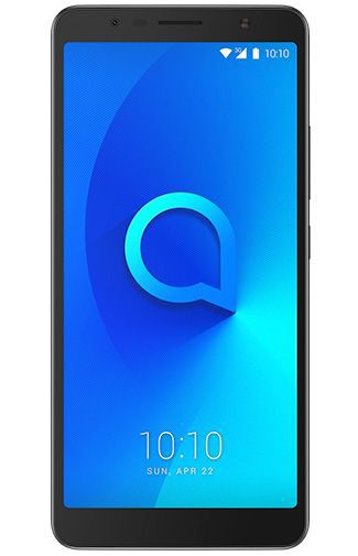 Productafbeelding van de Alcatel 3C Black
