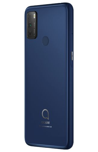 Product image of the  Alcatel 3L (2021) Blue