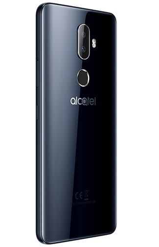 Productafbeelding van de Alcatel 3V Black