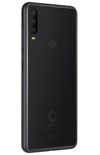 Productafbeelding van de Alcatel 3X (2019) 128GB Black