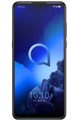 Productafbeelding van de Alcatel 3X (2019) 64GB Black
