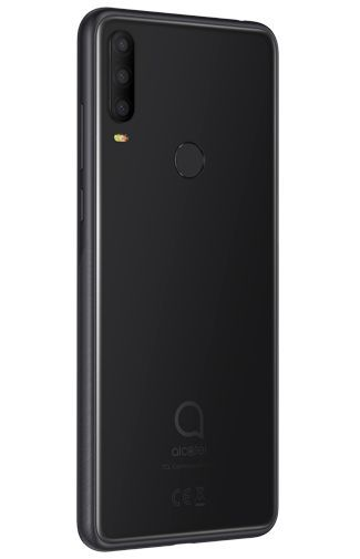 Productafbeelding van de Alcatel 3X (2019) 64GB Black