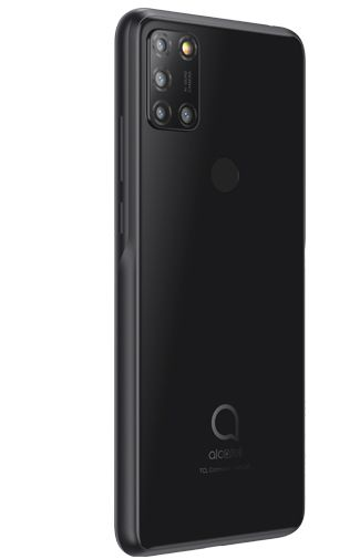 Produktimage des Alcatel 3X (2020) 64GB Schwarz