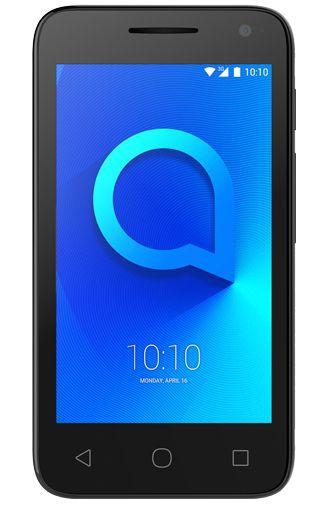 Productafbeelding van de Alcatel U3 Black