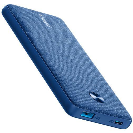 Productafbeelding van de Anker PowerCore Slim USB-C Powerbank 10.000mAh Blauw