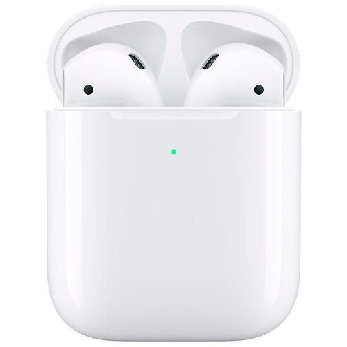 Productafbeelding van de Apple AirPods 2019 (met draadloze oplaadcase)