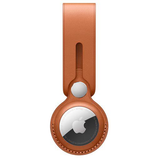 Productafbeelding van de Apple AirTag Loop Leer Bruin
