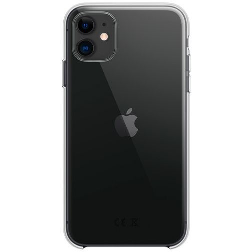 Productafbeelding van de Apple Clear Case Transparent iPhone 11