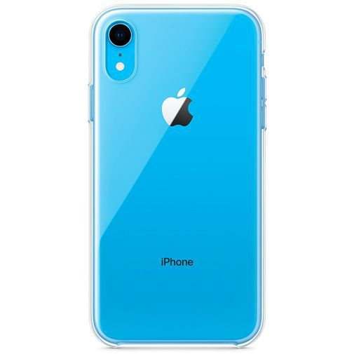 Productafbeelding van de Apple Clear Case Transparent iPhone XR
