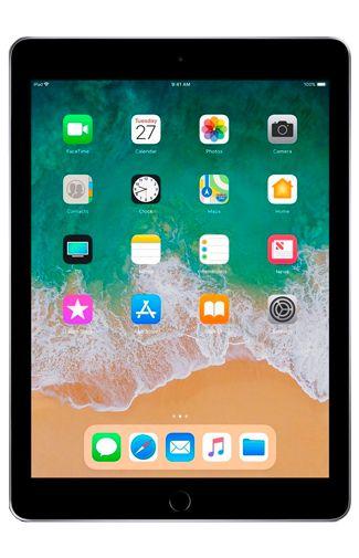 Product image of the Apple iPad 2018 WiFi 32GB Black Refurbished