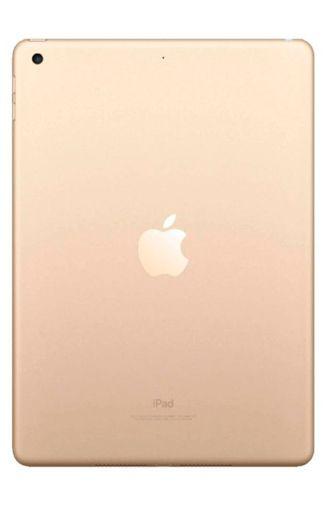 Produktimage des Apple iPad 2018 WiFi + 4G 32GB Gold Refurbished