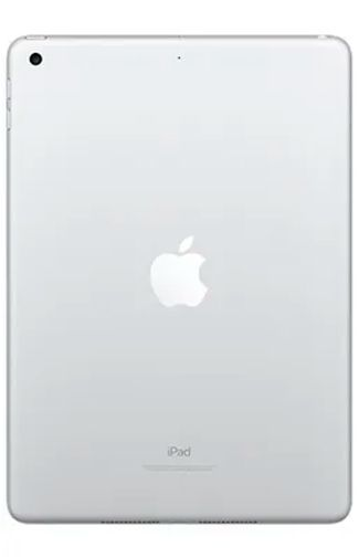 Produktimage des Apple iPad 2018 WiFi + 4G 32GB Silber Refurbished