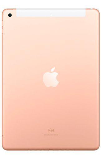 Productafbeelding van de Apple iPad 2019 WiFi + 4G 128GB Gold