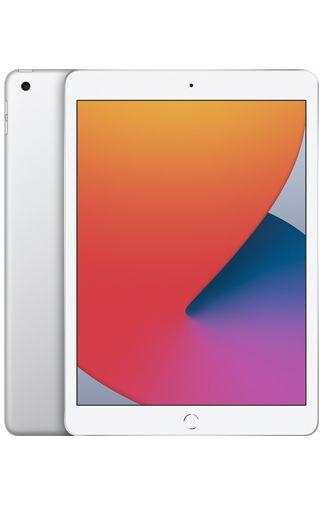 Produktimage des Apple iPad 2020 Wi-Fi + 4G 128GB Silber