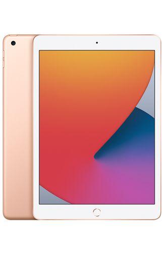 Productafbeelding van de Apple iPad 2020 WiFi + 4G 32GB Gold