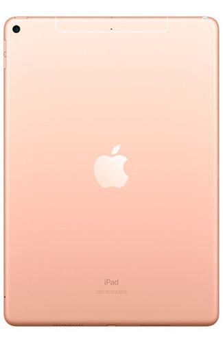 Produktimage des Apple iPad Air 2019 Wi-Fi + LTE 256GB Gold