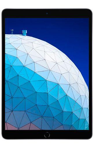 Produktimage des Apple iPad Air 2019 Wi-Fi 64GB Schwarz