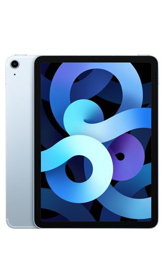 Productafbeelding van de Apple iPad Air 2020 WiFi 64GB Blue