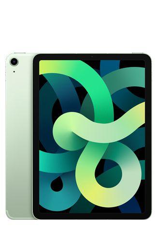 Produktimage des Apple iPad Air 2020 Wi-Fi 64GB Grün