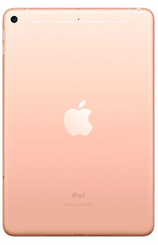Productafbeelding van de Apple iPad Mini 2019 WiFi + 4G 256GB Gold