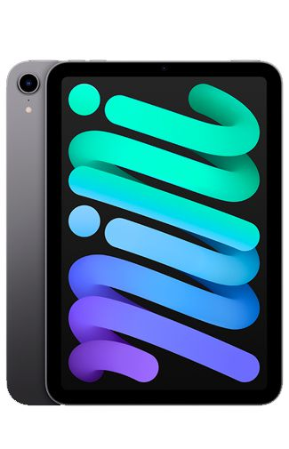 Product image of the Apple iPad Mini 2021 WiFi 64GB Black