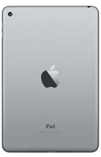 Produktimage des Apple iPad Mini 4 WiFi + 4G 16GB Schwarz Refurbished