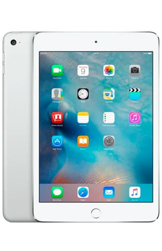 Produktimage des Apple iPad Mini 4 WiFi 64GB Silber Refurbished