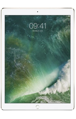 Produktimage des Apple iPad Pro 2017 12.9 WiFi 64GB Gold Refurbished
