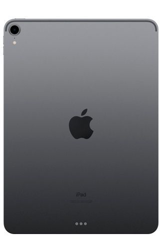 Productafbeelding van de Apple iPad Pro 2018 11 WiFi 64GB Black