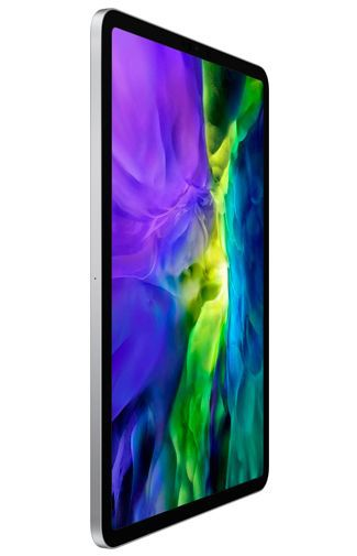 Produktimage des Apple iPad Pro 2020 11 Wi-Fi + LTE 512GB Silber