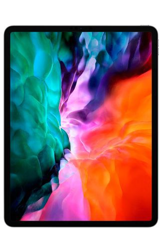 Productafbeelding van de Apple iPad Pro 2020 12.9 WiFi + 4G 256GB Black