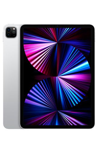 Produktimage des Apple iPad Pro 2021 11 WiFi 2TB Silber