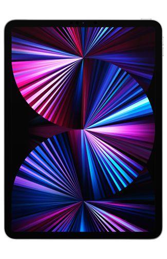 Productafbeelding van de Apple iPad Pro 2021 11 WiFi + 5G 256GB Zilver