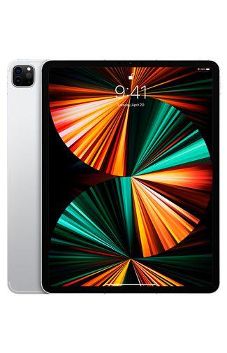 Produktimage des Apple iPad Pro 2021 12.9 WiFi 512GB Silber