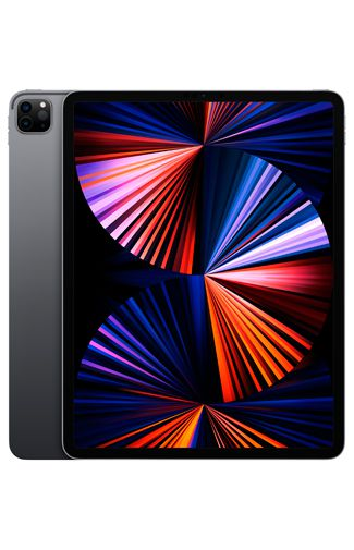 Productafbeelding van de Apple iPad Pro 2021 12.9 WiFi + 5G 1TB Zwart