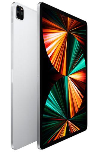Productafbeelding van de Apple iPad Pro 2021 12.9 WiFi + 5G 256GB Zilver