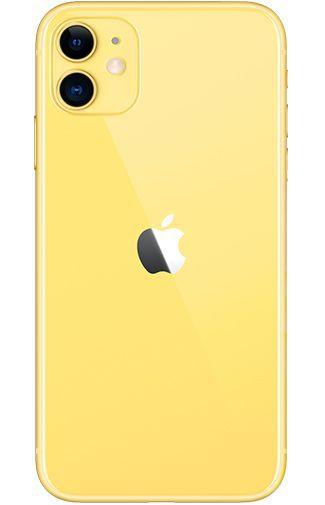 Productafbeelding van de Apple iPhone 11 128GB Yellow