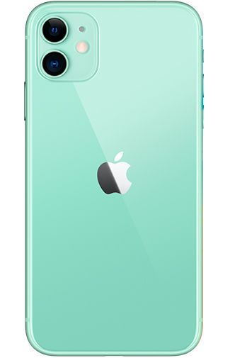 Productafbeelding van de Apple iPhone 11 128GB Green
