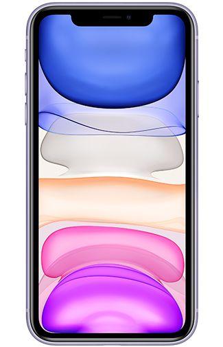 Productafbeelding van de Apple iPhone 11 128GB Paars Refurbished