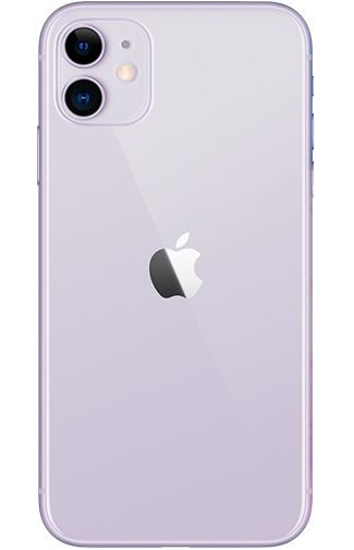 Productafbeelding van de Apple iPhone 11 128GB Purple
