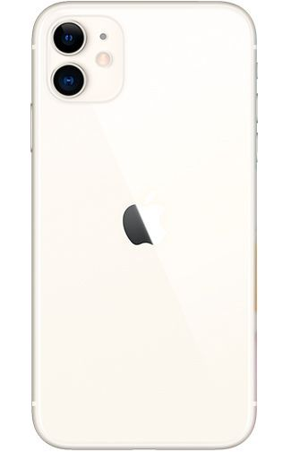 Productafbeelding van de Apple iPhone 11 128GB White