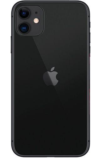 Productafbeelding van de Apple iPhone 11 128GB Zwart Refurbished