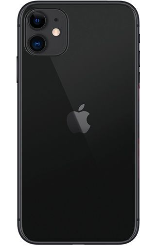 Productafbeelding van de Apple iPhone 11 128GB Black