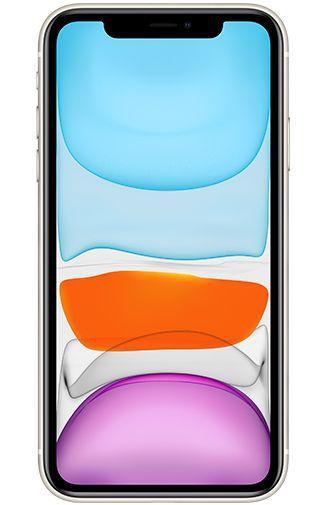 Productafbeelding van de Apple iPhone 11 256GB White