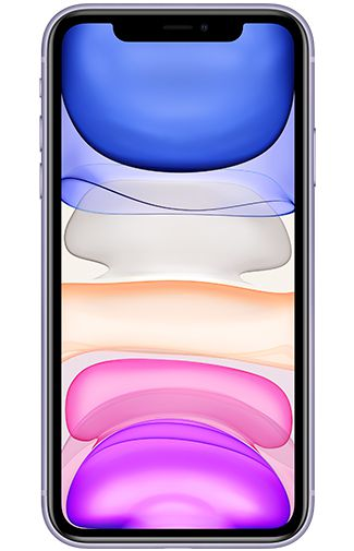 Product image of the Apple iPhone 11 64GB Purple Refurbished
